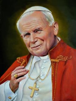 PG - papež Jan Pavel II.