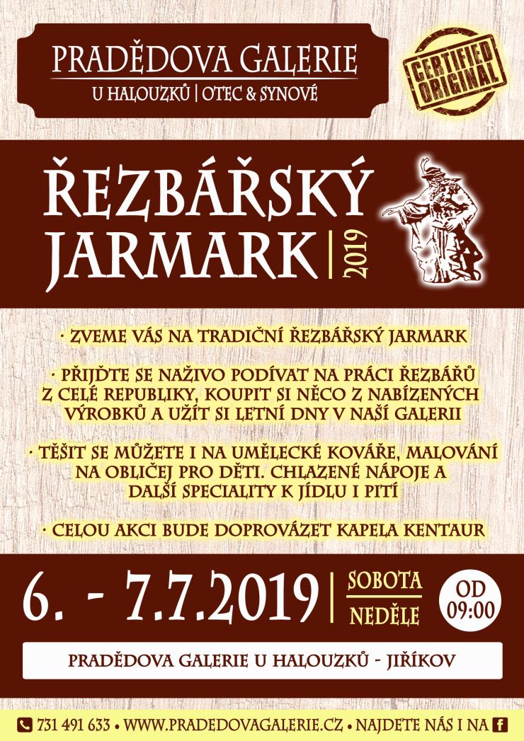 06-07-2019 - 07-07-2019 - PG - Řezbářský jarmark 2019