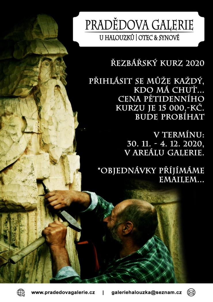 18-06-2020 - PG - Řezbářský kurz 2020