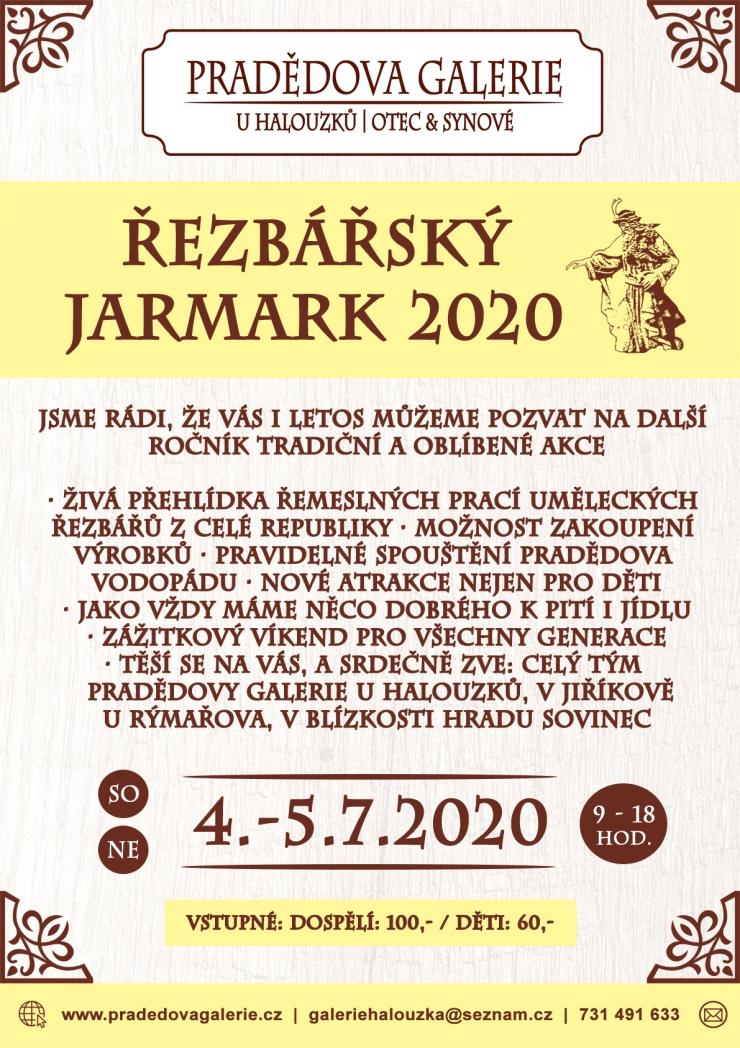 04-05-07-2020 - PG - Řezbářský jarmark 2020